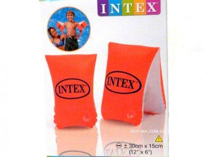 Rukávky nafukovací INTEX 58641 DELUXE 6-12