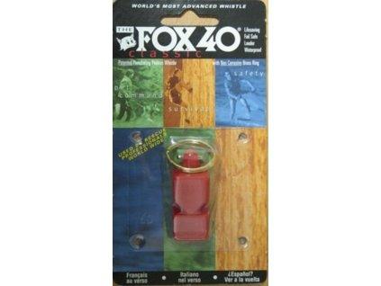Píšťalka FOX OFFICIAL 40  6705