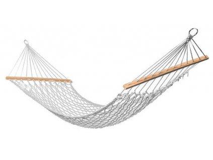 Závěsná houpací síť White 200x80 cm