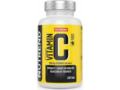 Vitamin C se šípky