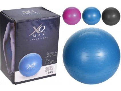 Gymnastický míč modrý XQ MAX YOGA BALL 55 cm