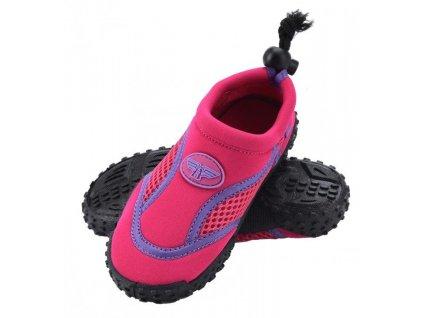 Boty do vody dětské růžové vel. 29