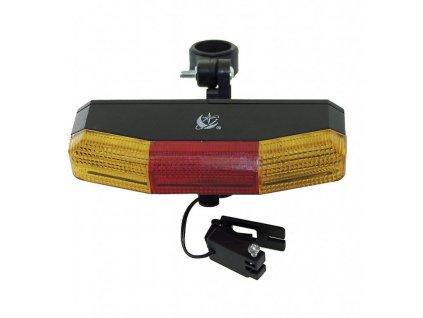 osvětlení zadní bezpečnostní a směrové