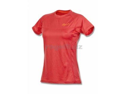 triko krátké dámské Rogelli SIRA funkční růžové