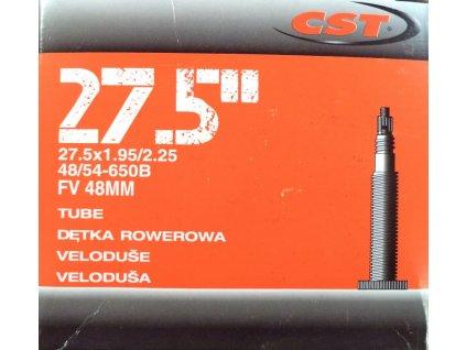 "duše CST 27.5""x1.95-2.25 (48/54-584) FV/48mm"