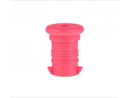 zátka na lahev R&B neon růžová
