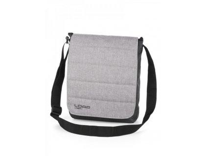 taška tablet LOAP MEDIS černo/šedá