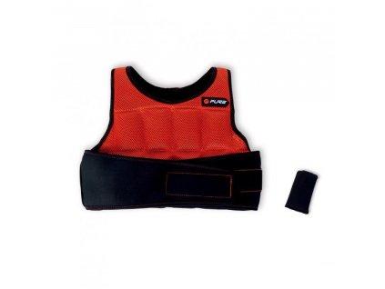 Zátěžová vesta Pure2Improve 4,5 kg