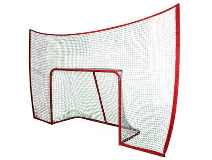 Target FG  skládací hokejová branka s postranní sítí