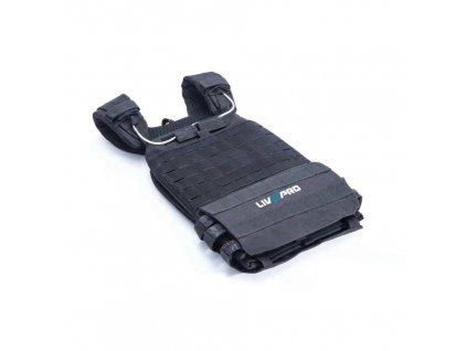 Zátěžová vesta LivePro Plate - 10 kg