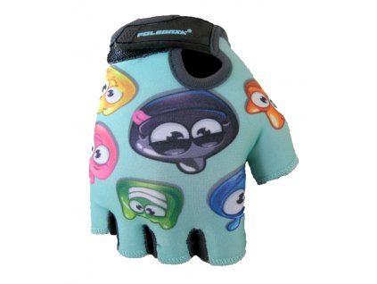 rukavice dětské Poledník baby želáci zelenkavá