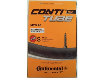 duše Continental MTB 26 (47-559/62-559) FV/42mm
