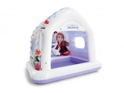 Nafukovací domeček Intex 48632 NP Frozen