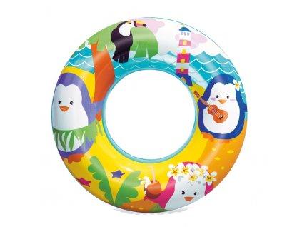 Sea Adventures 36113 nafukovací kruh tučňák 51cm BN1
