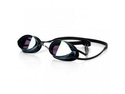 brýle Spokey SPARKI zrcadlová skla černé