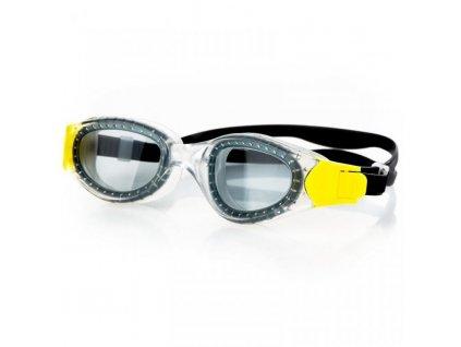 brýle Spokey SIGIL černo-žluté