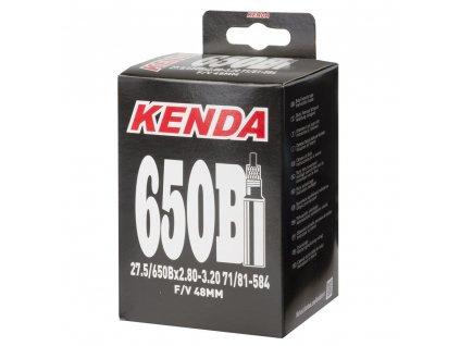 DUŠE KENDA 27.5x2.4-2.8 (60/71-584) FV-48mm