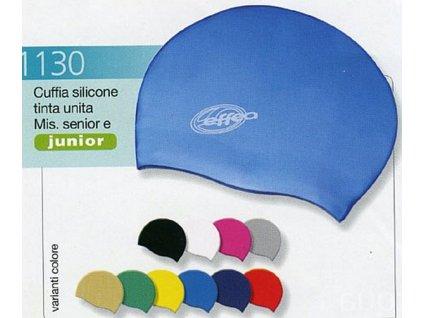 Koupací čepice SILICON UNI 1130 světle modrá