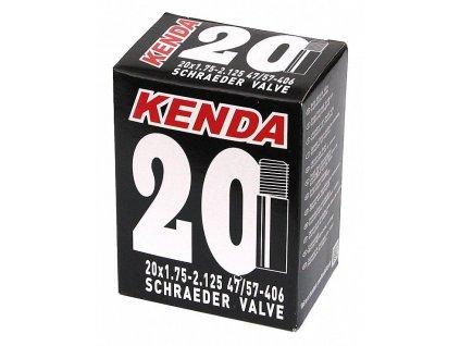 DUŠE KENDA 20x1.75-2.125 (47/57-406) AV