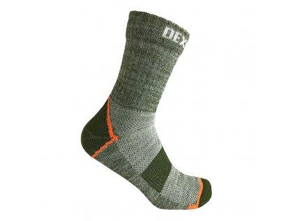 Nepromokavé ponožky DexShell Terrain Walking Ankle Sock