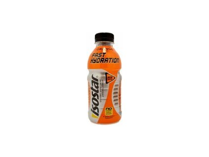nápoj ISOSTAR PET FAST HYDRATATION pomeranč 500ml exp. 12/20