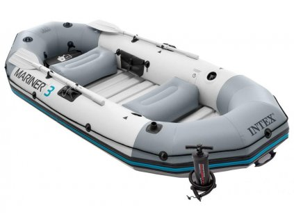 Člun nafukovací MARINER 3 Set INTEX model 2021