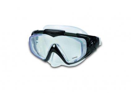 Potápěčská maska Intex 55981 AQUA PRO SILICON černá