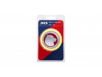 páska ráfková bezdušová JOES Tubeless 29mm/9m