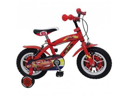 """Dětské kolo Cars Bike 12"""" - model 2021"""