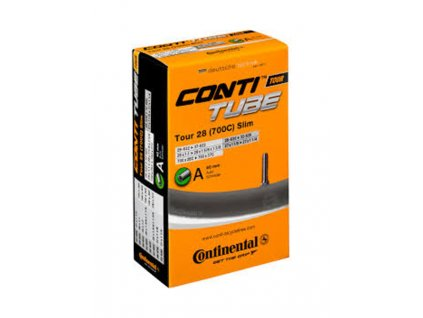 duše Continental Tour 28 slim (28-609/37-642) DV/40mm