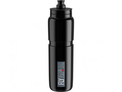 lahev ELITE FLY 20 černá/šedé logo 950 ml