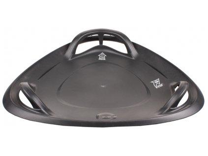 sáňkovací talíř Meteor 60 plastový černý BN1