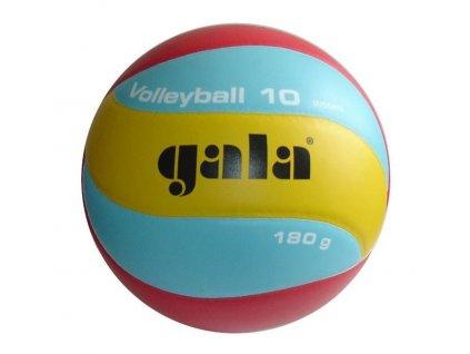 Míč volejbal TRAINING 180g BV5541S barva modro/žluto/čevená GALA