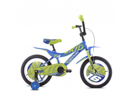 "Dětské kolo Capriolo Kid 16"" - model 2021"
