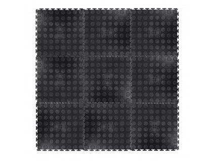 Puzzle zátěžová podložka inSPORTline Avero 0,6 cm
