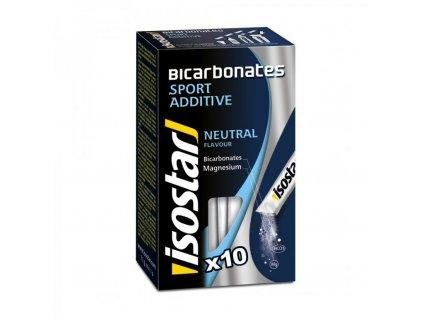 nápoj ISOSTAR BICARBONATES neutral 10x7,1g exp.05/21