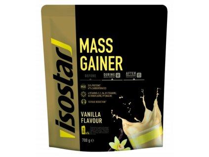 nápoj ISOSTAR MASS GAINER (Doy Pack) vanilka 700g exp.05/21