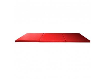 Skládací gymnastická žíněnka inSPORTline Pliago 195x90x5 cm