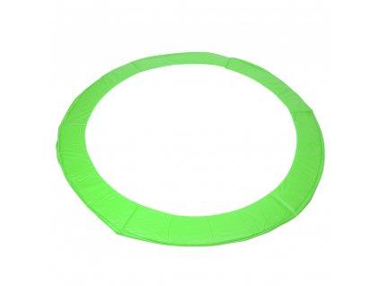 Kryt pružin na trampolínu 430 cm - zelená