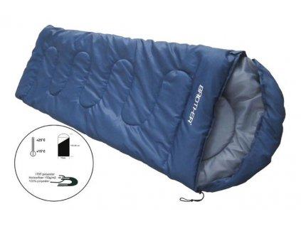 spacák dekový + podhlavník 150g/m2