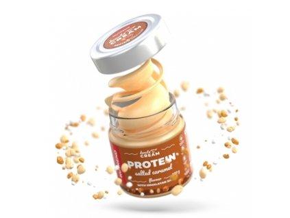 krém NUTREND DENUTS CREAM Slaný karamel s proteinem 250 g