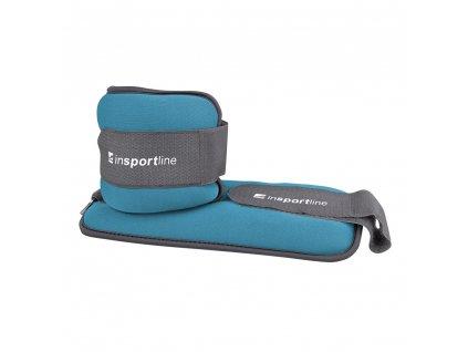 Neoprenové závaží  inSPORTline Lastry 2x1,5 kg na kotník/zápěstí