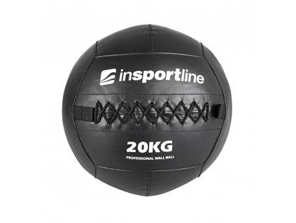 Posilovací míč inSPORTline Walbal SE 20 kg