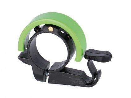 zvonek XLC zelený