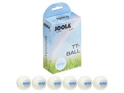 Sada míčků Joola Outdoor Ball 6ks