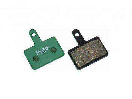 brzdové destičky BBB BBS-53E Shimano Deore M575,..