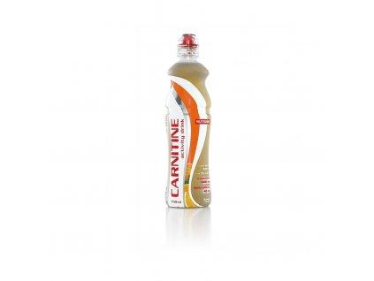 nápoj Nutrend CARNITINE with caffeine 750ml POMERANČ exp.08/21