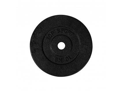 Litinový kotouč Top Sport Castyr 10 kg