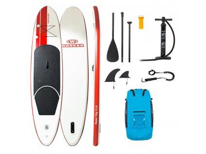 """Paddleboard s příslušenstvím WORKER WaveTrip 11'6"""""""