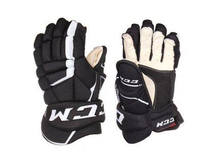 """Tacks 9040 SR hokejové rukavice černá-bílá délka 13"""""""